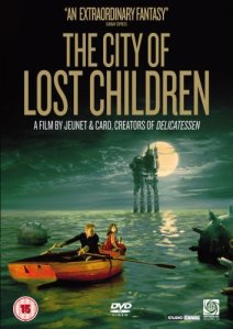 Cover of The City of Lost Children