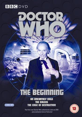 The Beginning UK DVD