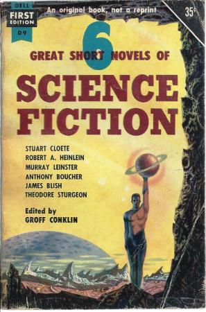 6 Great Novels of Science Fiction